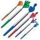 D51431 Długopis plastikowy CrisMa Smile Hand