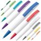 MA13061 Plastikowy długopis z szerokim klipem